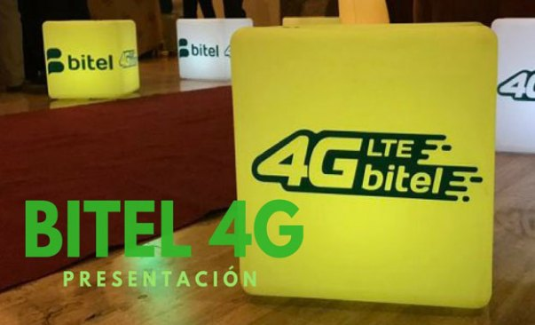 Bitel anuncia cobertura de servicio 4G para todo el Perú