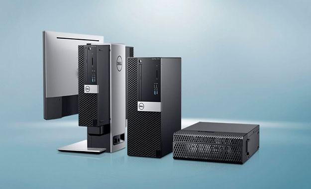Dell presenta el «Optiplex 7070» su CPU más pequeño