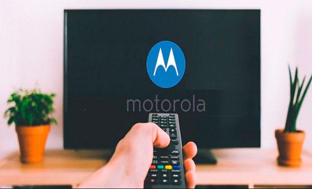 La empresa Motorola hará su ingreso al mercado de los Smart TV