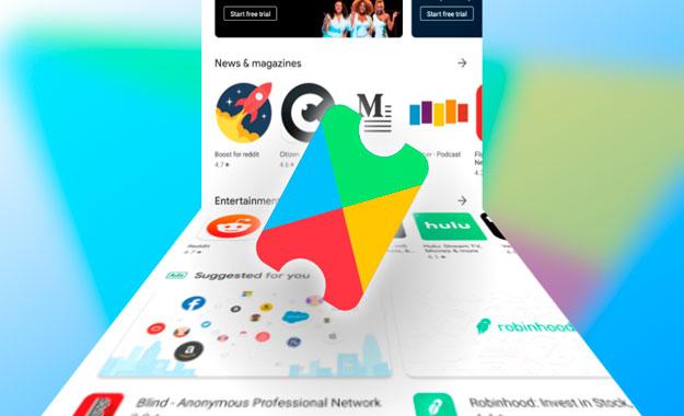 Google presenta su servicio de suscripción mensual Play Pass con 350 juegos