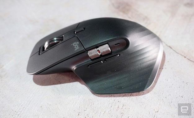 La marca de periféricos Logitech anuncia el MX Master 3