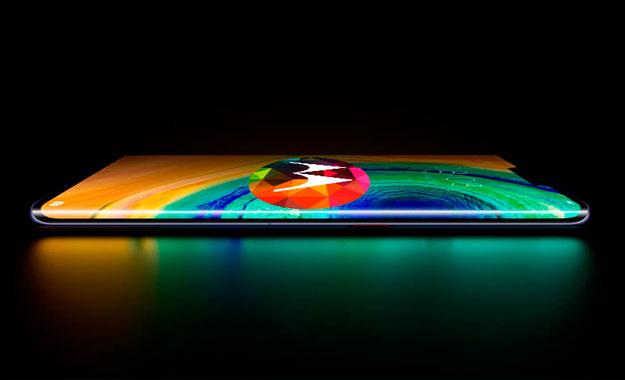 La tradicional marca Motorola presentaría su smartphone de gama alta el Motorola Edge+