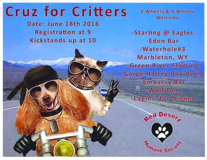 Cruz for Critters