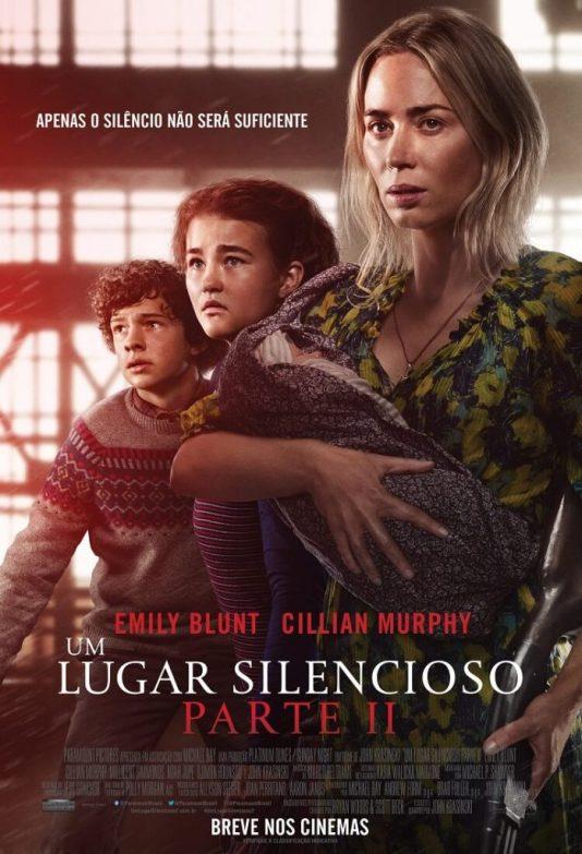 'Um Lugar Silencioso – Parte II' — Paramount Pictures