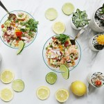 Seafood Mexican Ceviche