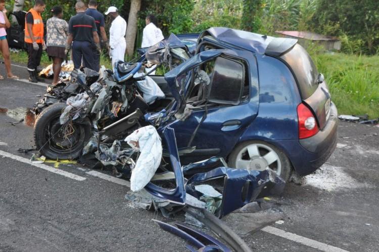 Les Accidents De La Route En Guadeloupe Une Inquitante