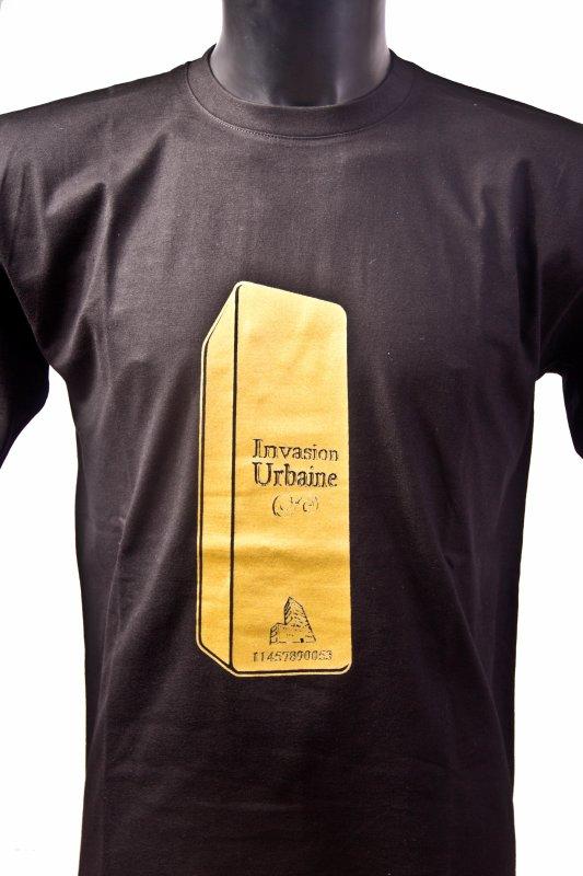 Modèle : Lingot d'or