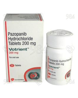 Votrient 200mg 30 Tablets, GSK/Novartis