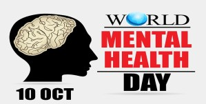 World Mental Health Day..