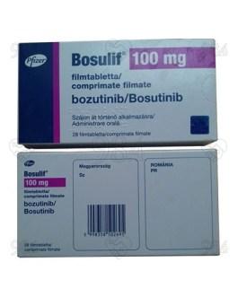 Bosulif 100mg 28 tablet, Pfizer