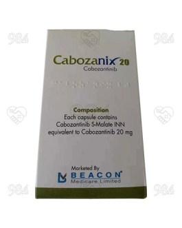 Cabozanix 20mg 90 Capsules, Beacon