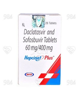 Hepcinat Plus 28s Tablets, Natco