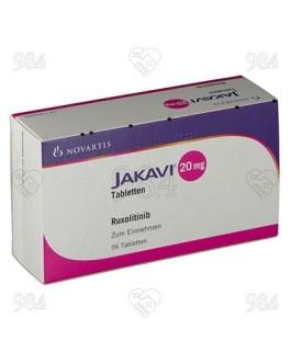 Jakavi 20mg 56 Tablet, Novartis