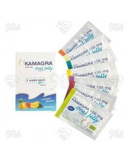 Kamagra Jelly 100mg 7s, Ajanta