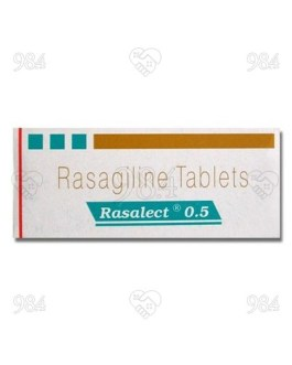 Rasalect 0.5mg 100 Tablet, Sun