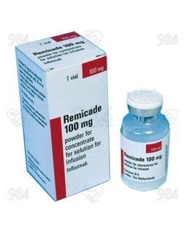 Remicade 100mg 1s Injection, Janssen