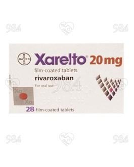 Xarelto 20mg 28 Tablet, Bayer