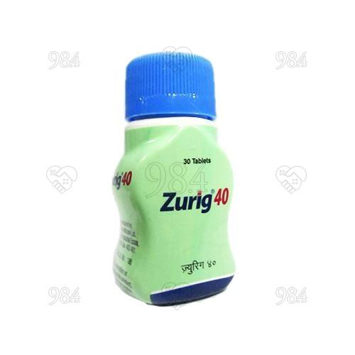 984degree_Zurig 40mg 30 Tablet_Zydus