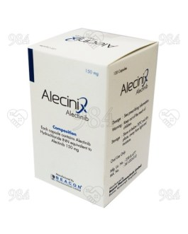 Alecinix 150mg 120 capsules, Beacon