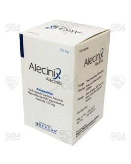 Alecinix 150mg 120 capsules, Beacon
