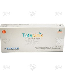 Tofacinix 5mg 30 tablets, Beacon
