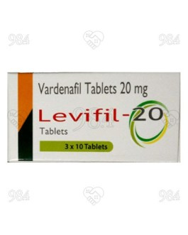 Levifil 20mg 30 Tablet