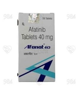 Afanat 40mg 28 tablets, Natco
