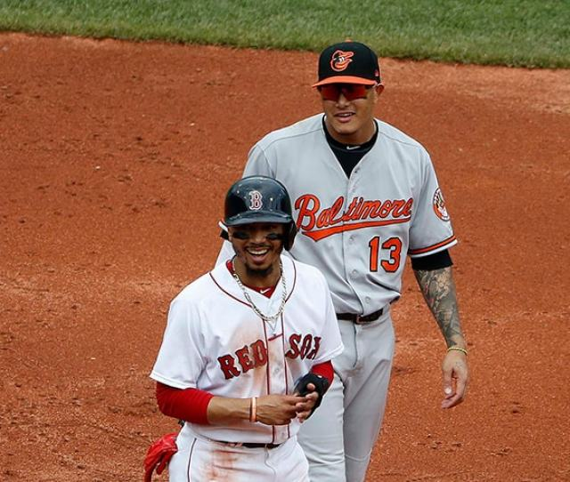 Red Sox Might Be Realistic Trade Suitor For Manny Machado Says Ken Rosenthal