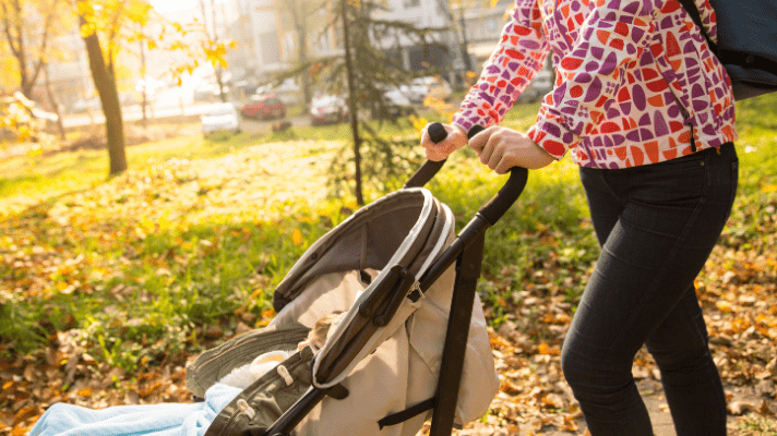 The Absolute 4 Baby Stroller Must Haves