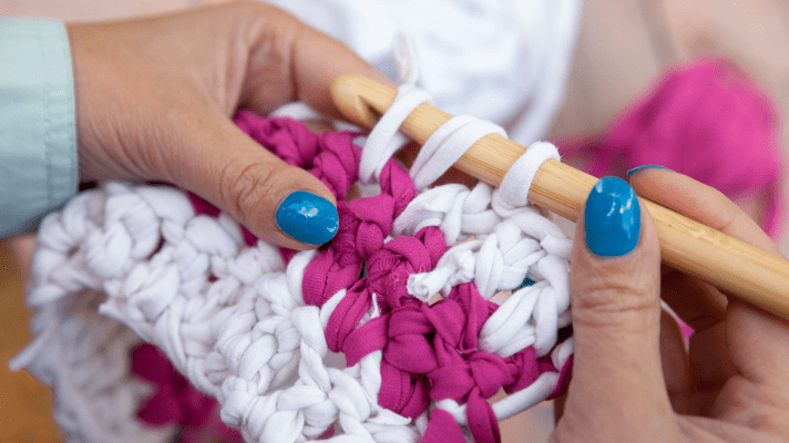 How to Crochet the Treble Crochet