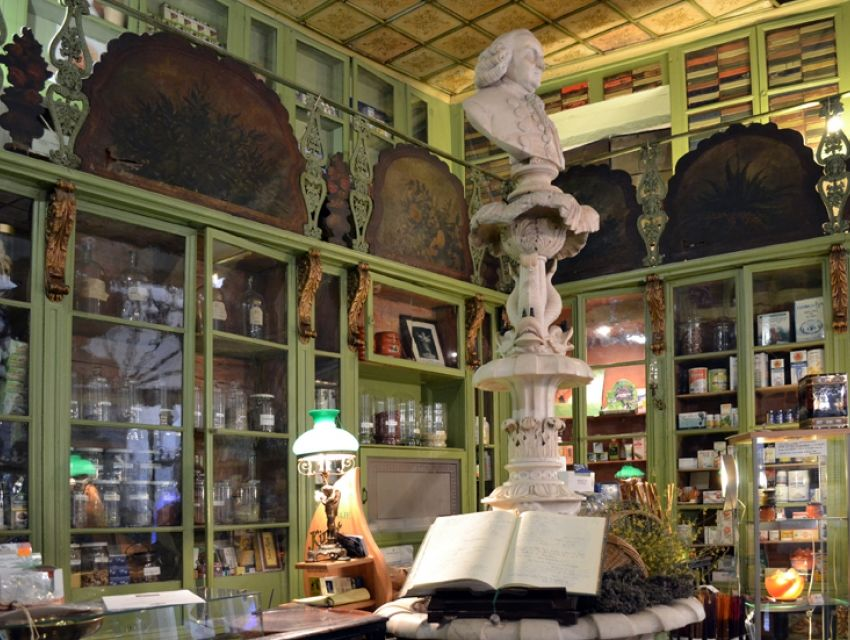 Spots to Visit in Barcelona, Spain: Herboristeria Del Rei, Barcelona | cityseeker