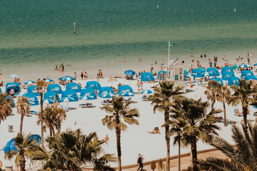Clearwater Beach, Clearwater