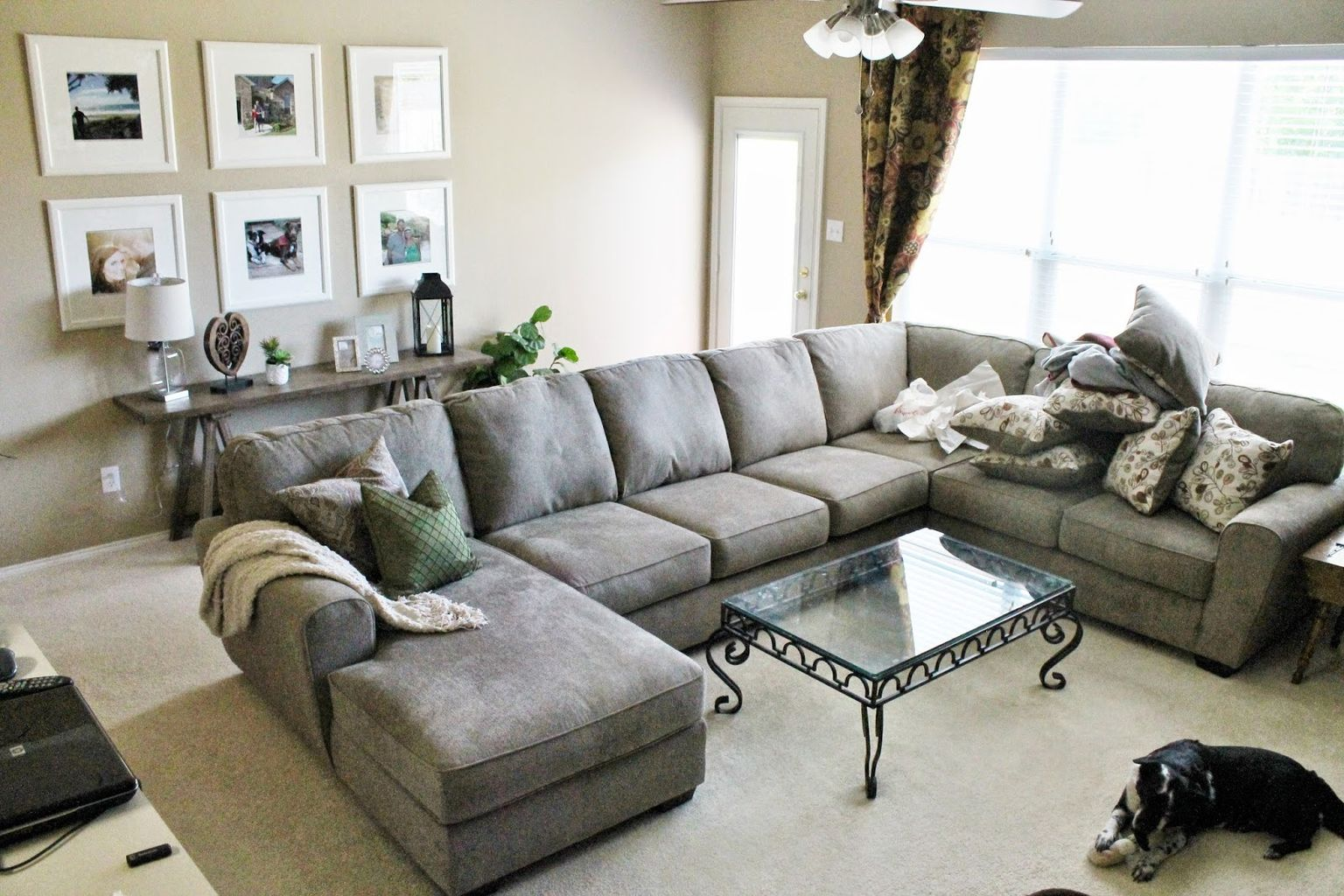 Comfortable Ashley Sectional Sofa Ideas For Living Room 14