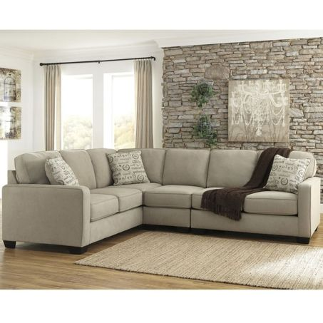 Comfortable Ashley Sectional Sofa Ideas For Living Room 16
