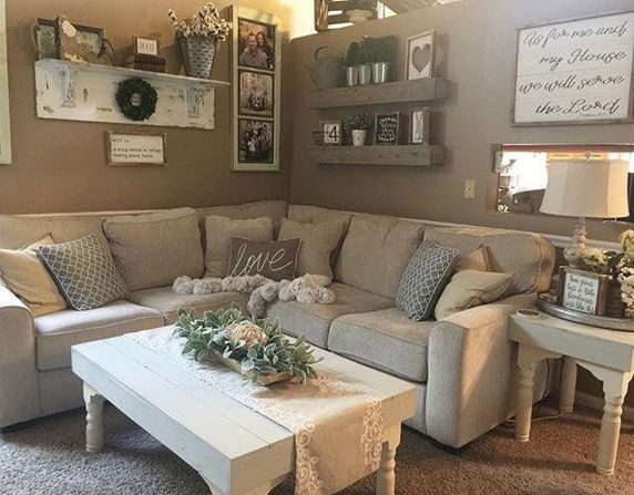 Comfortable Ashley Sectional Sofa Ideas For Living Room 37