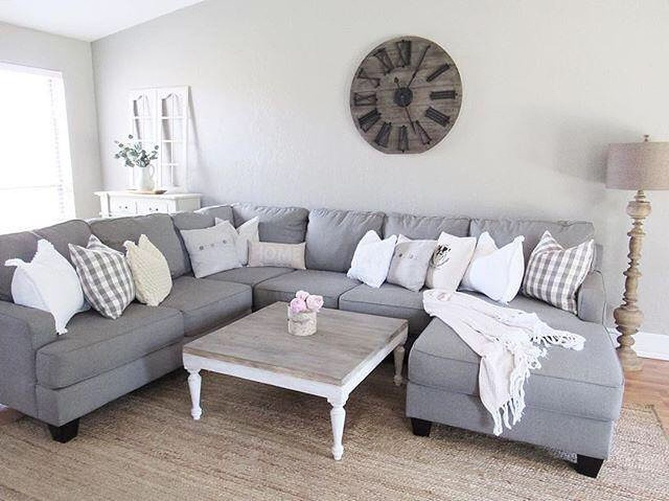 Comfortable Ashley Sectional Sofa Ideas For Living Room 46