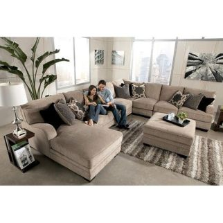 Comfortable Ashley Sectional Sofa Ideas For Living Room 55
