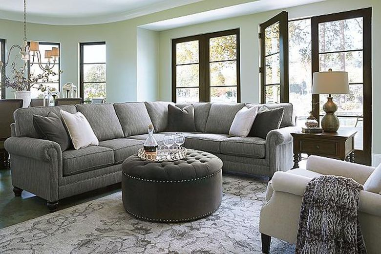Comfortable Ashley Sectional Sofa Ideas For Living Room 70