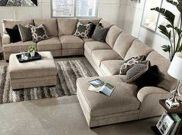 Comfortable Ashley Sectional Sofa Ideas For Living Room 74