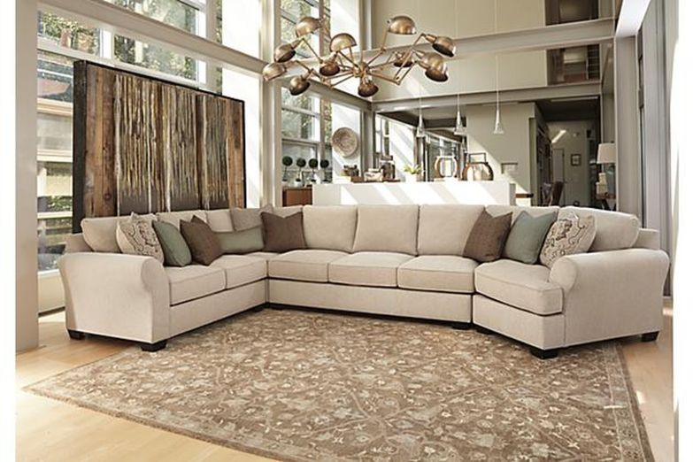 Comfortable Ashley Sectional Sofa Ideas For Living Room 79