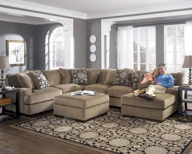 Comfortable Ashley Sectional Sofa Ideas For Living Room 82