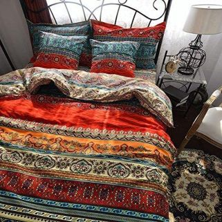 Comfy Boho Chic Style Bedroom Design Ideas 03