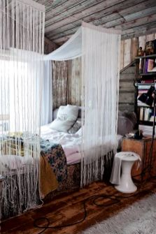 Comfy Boho Chic Style Bedroom Design Ideas 68