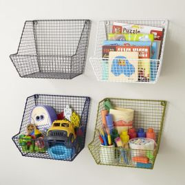 Creative Toy Storage Ideas for Small Spaces 01