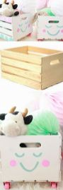 Creative Toy Storage Ideas for Small Spaces 05