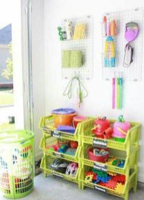 Creative Toy Storage Ideas for Small Spaces 11