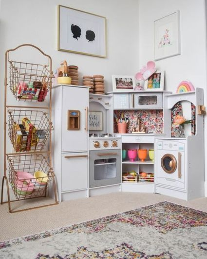 Creative Toy Storage Ideas for Small Spaces 14
