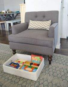 Creative Toy Storage Ideas for Small Spaces 35