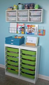 Creative Toy Storage Ideas for Small Spaces 70