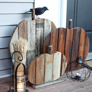Easy But Inspiring Outdoor Fall Decoration Ideas 38